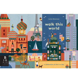 "Penguin Random House Storybook ""Walk this World"""