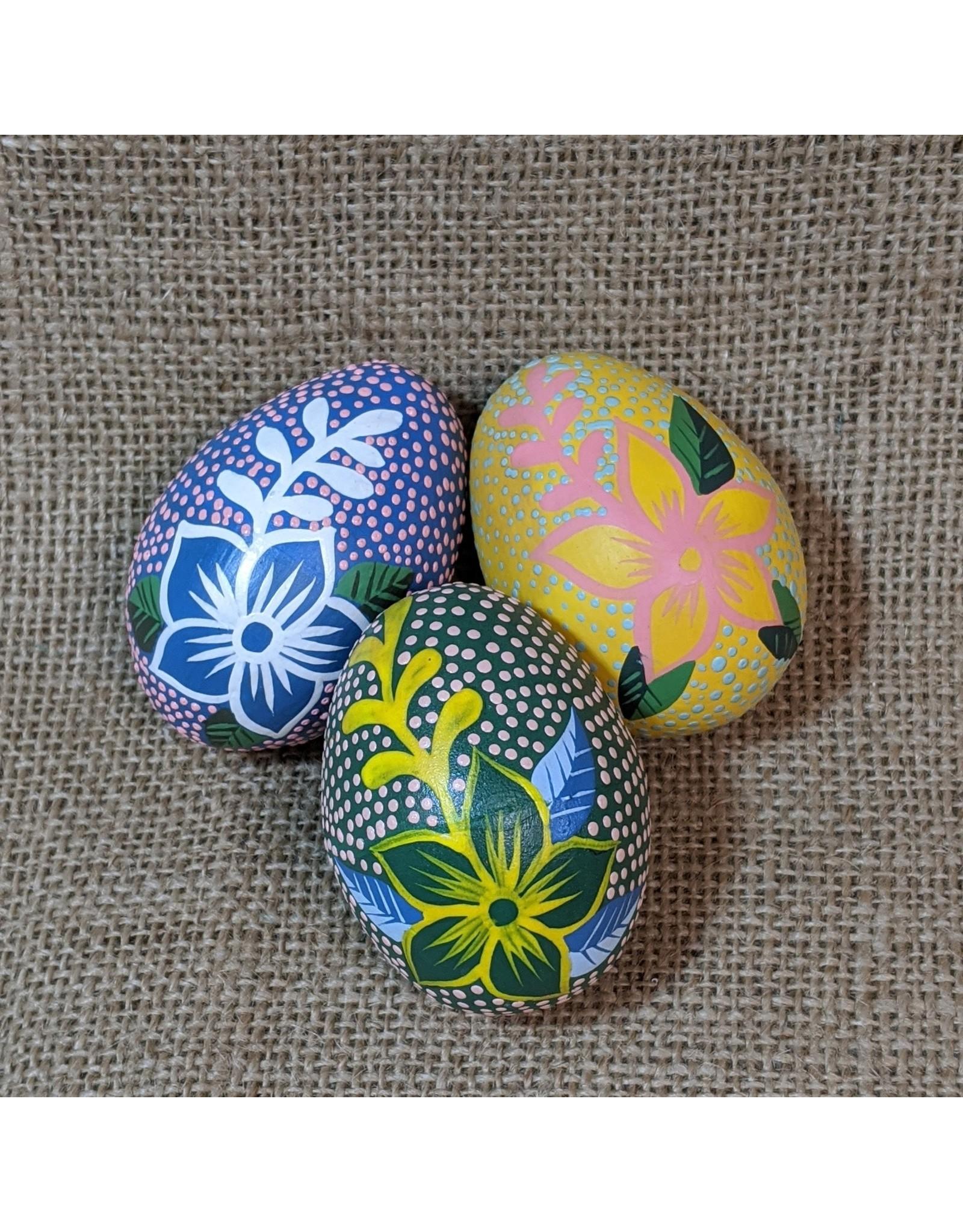 Ten Thousand Villages Shaker eggs