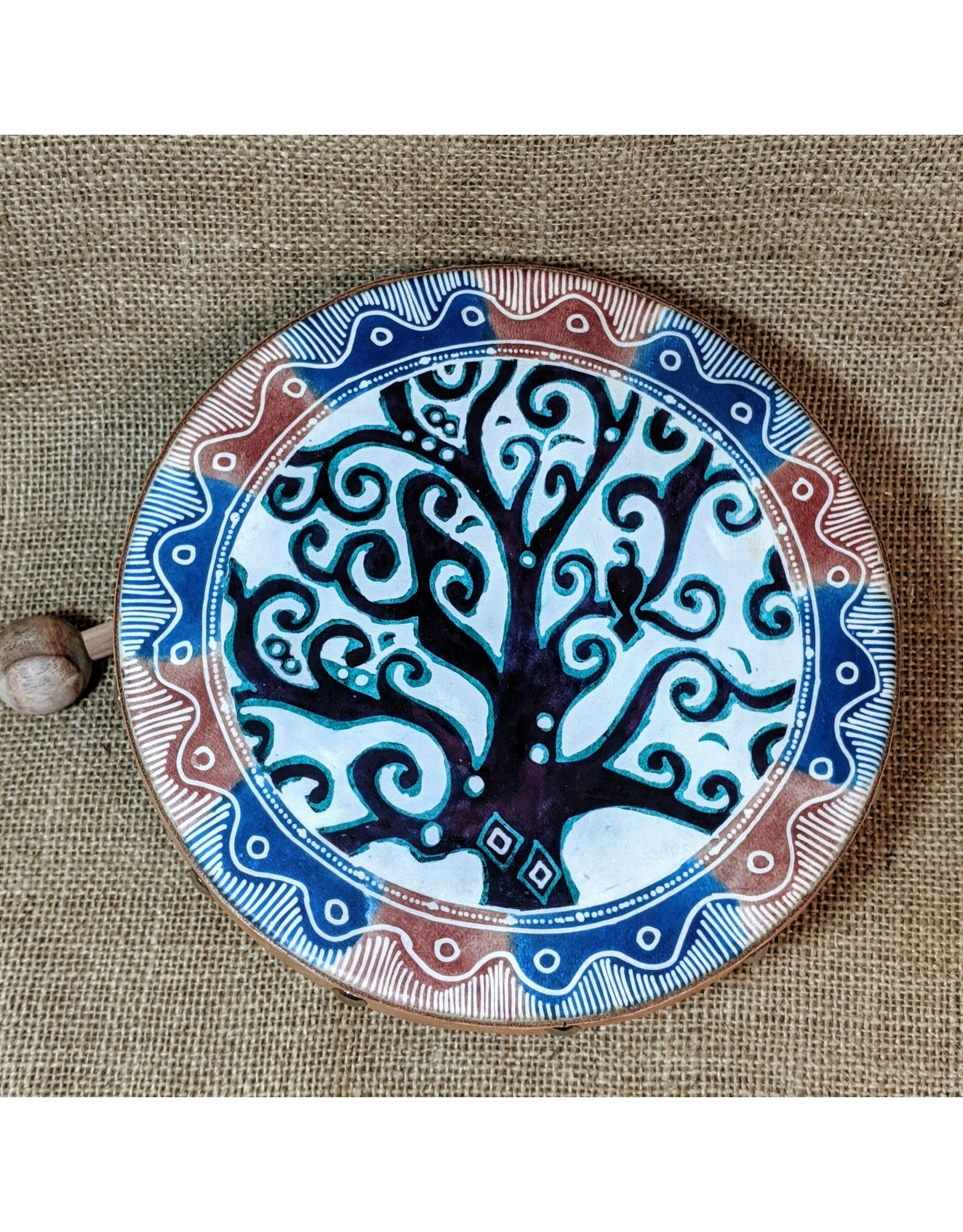 Jamtown Frame Drum Tree of Life