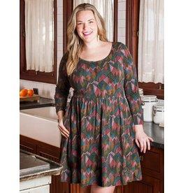 Rosalie Moss Dress
