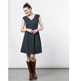 Aurora Dress, Slate