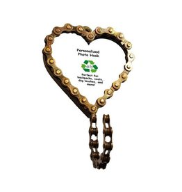 Mira Fair Trade Heart Picture Frame Hook