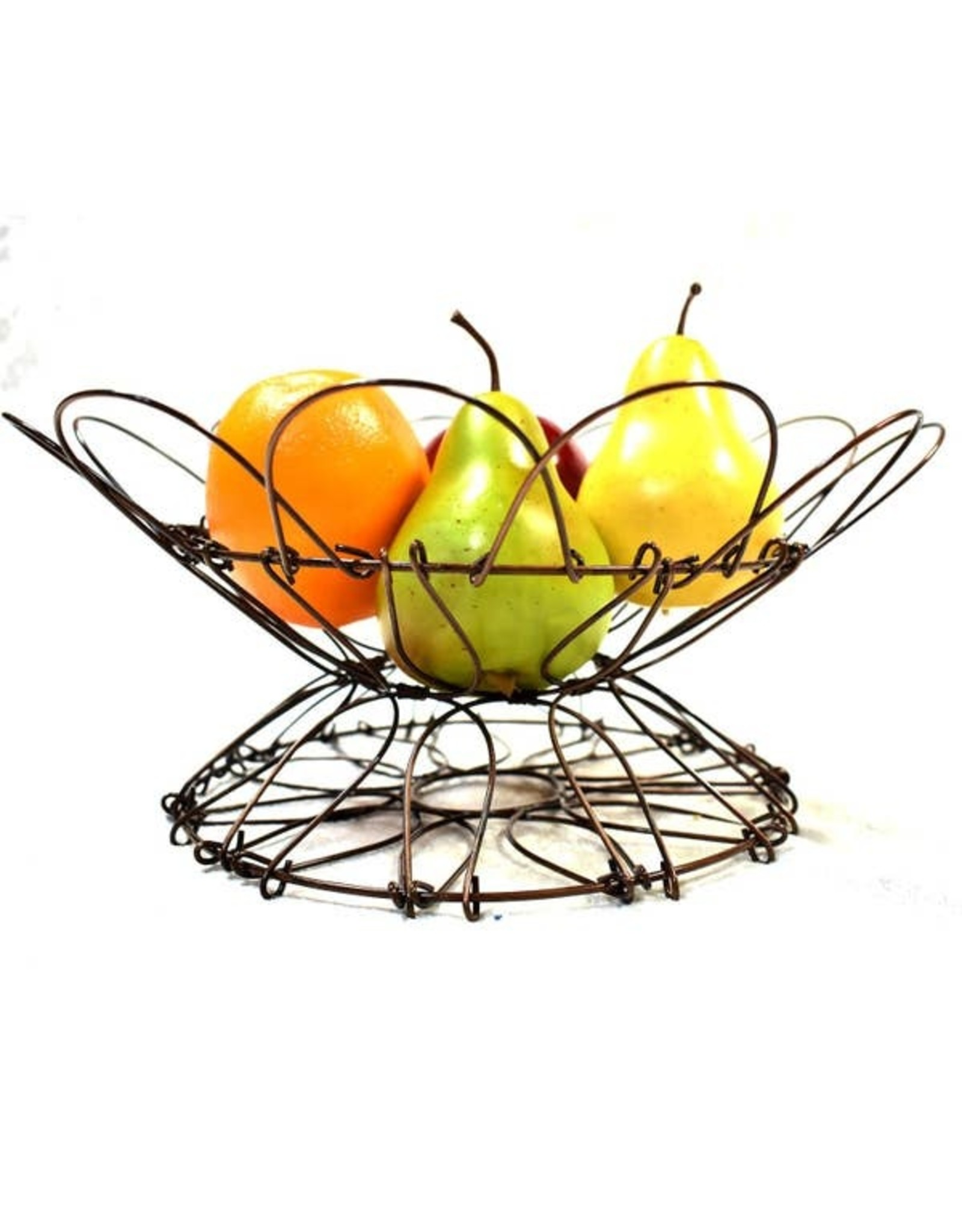 Mira Fair Trade Flower Flex Fruit Bowl