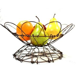 Mira Fair Trade Flower Flex Fruit Bowl, India