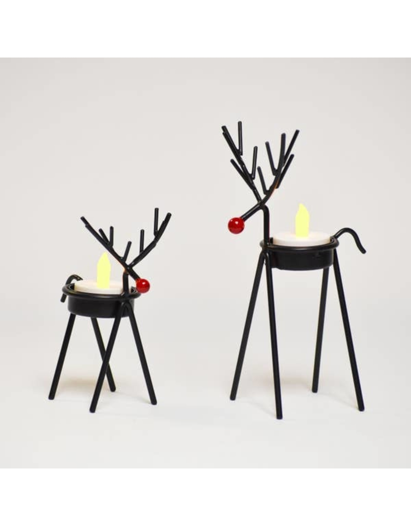 Mira Fair Trade Rudolph Tealight Holder