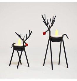 Mira Fair Trade Rudolph Tealight Holder