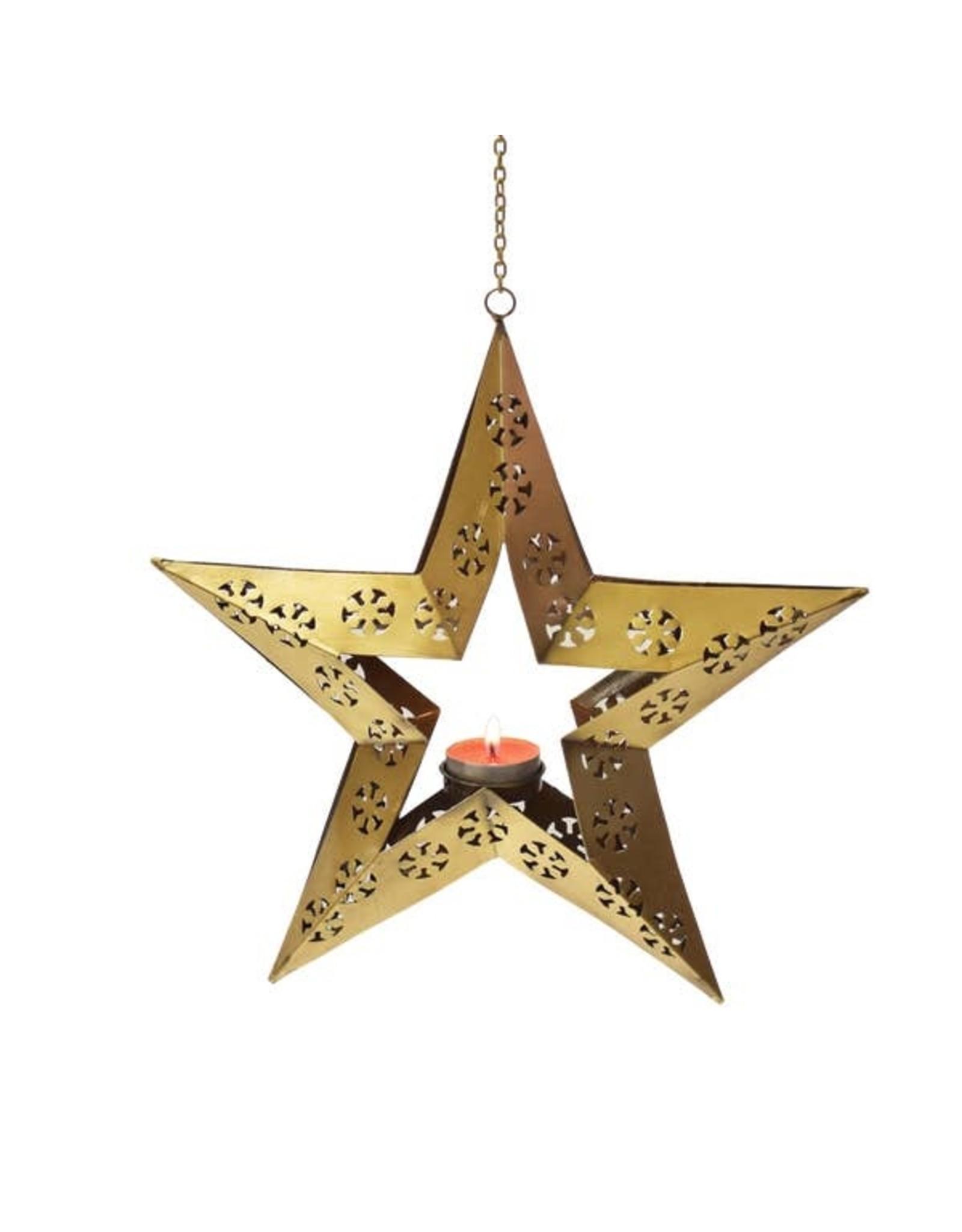 Mira Fair Trade Hanging Star Lantern