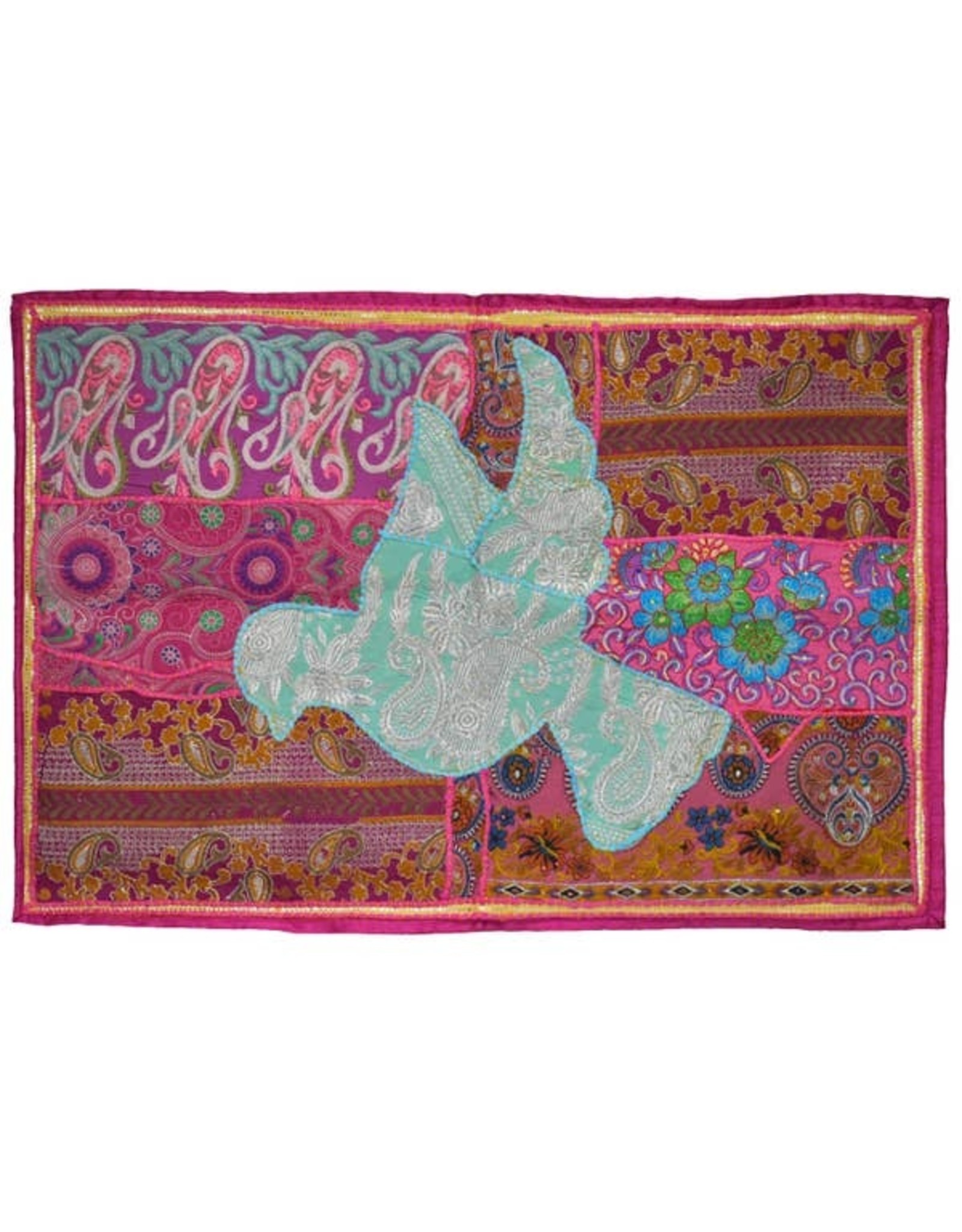 Mira Fair Trade Dove Tapestry, assorted