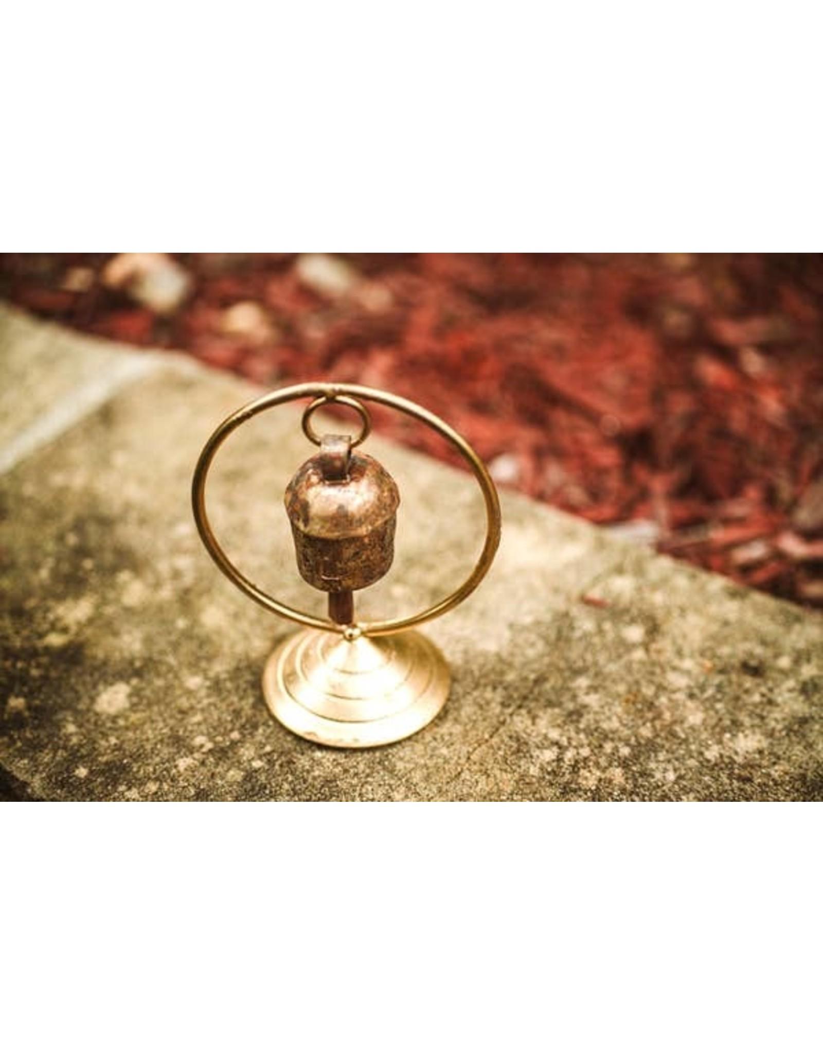 Mira Fair Trade Zen Bell