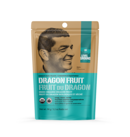 Level Ground Trading Premium Organic Dried Dragon Fruit