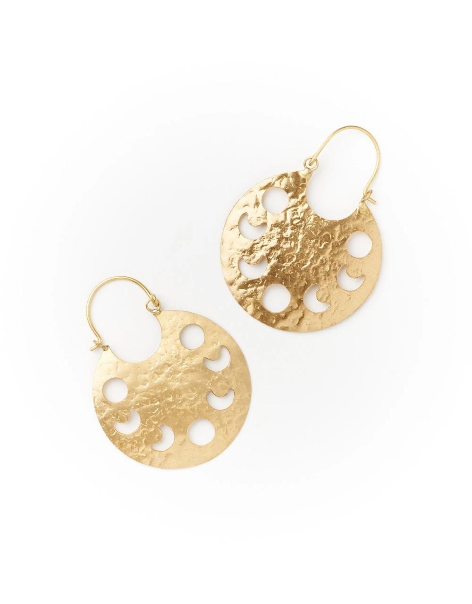 Matr Boomie Rajani earrings- Indu Hoop, India