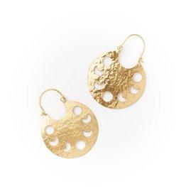 Matr Boomie Rajani earrings- Indu Hoop