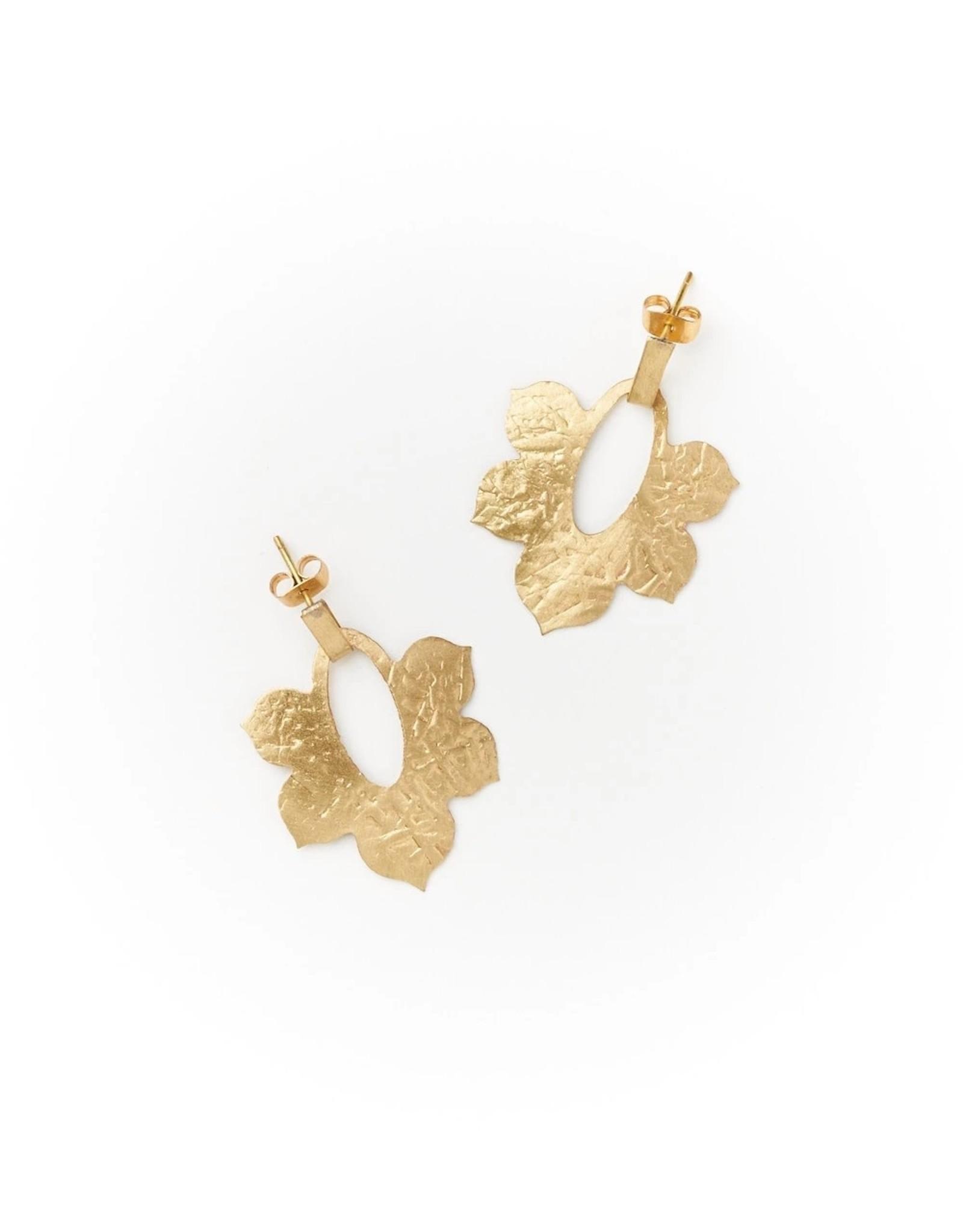 Matr Boomie Kalyani earrings- studs, India