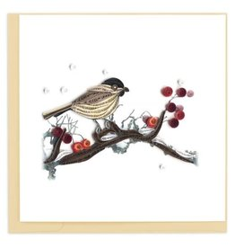 quillingcard Quilled Birds & Berries Card