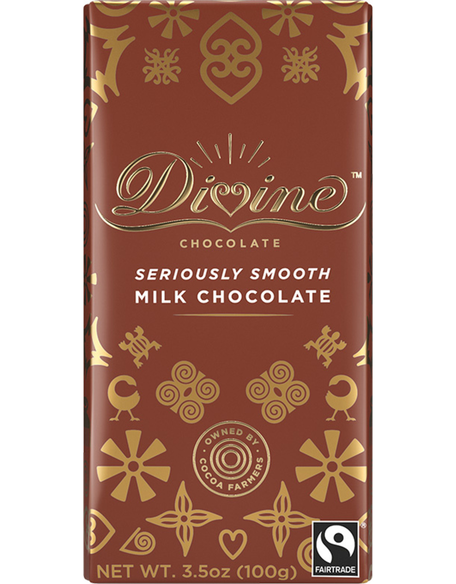 Divine Divine Milk Chocolate