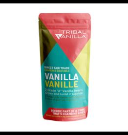 Tribal Vanilla - 2 beans