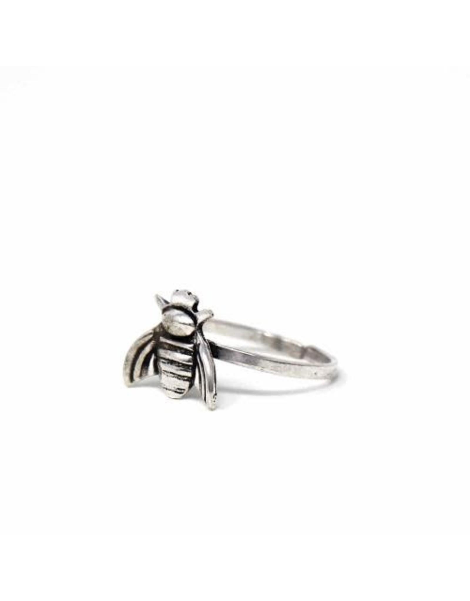 Global Crafts Honeybee Adjustable Ring