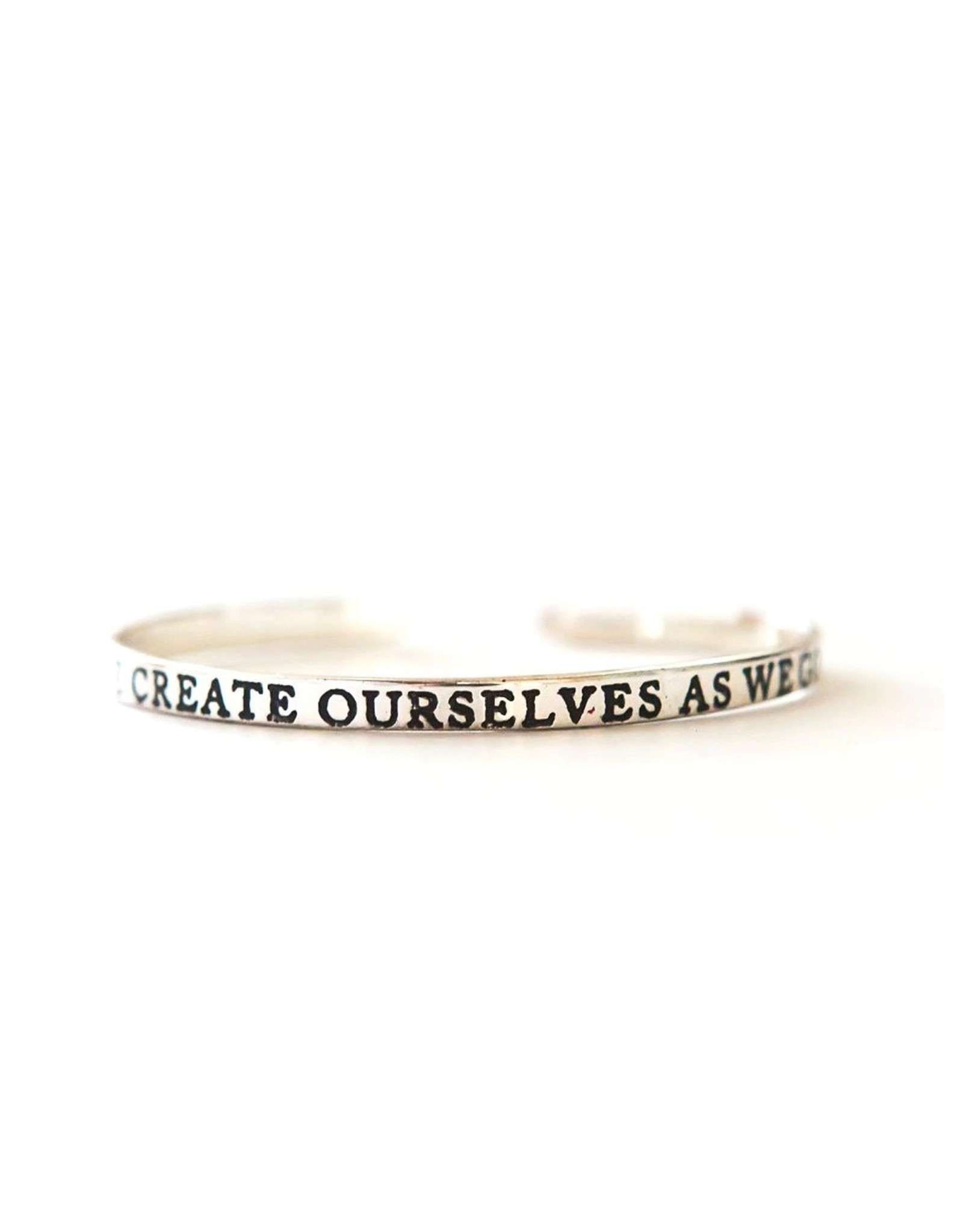Fair Anita Silver plated Create Yourself Bracelet, India