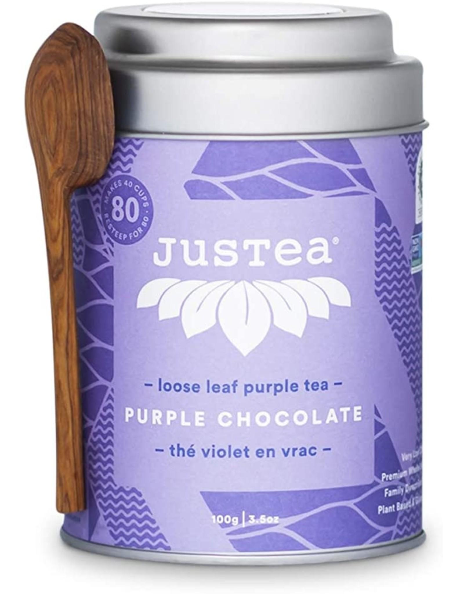 JusTea JusTea - Purple Chocolate