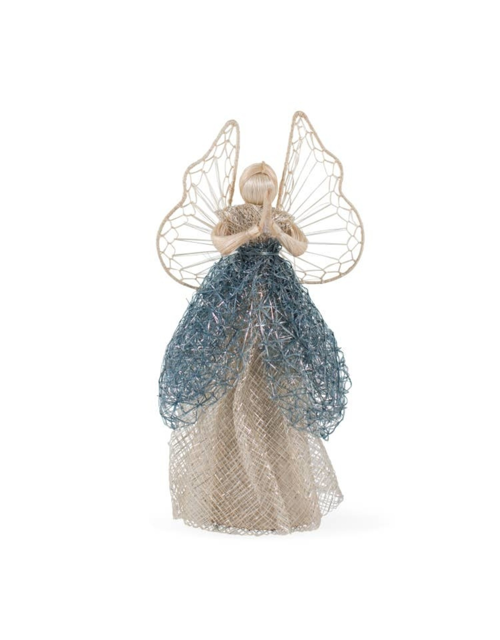 TTV USA Praying Angel Tree Topper, Phillipines