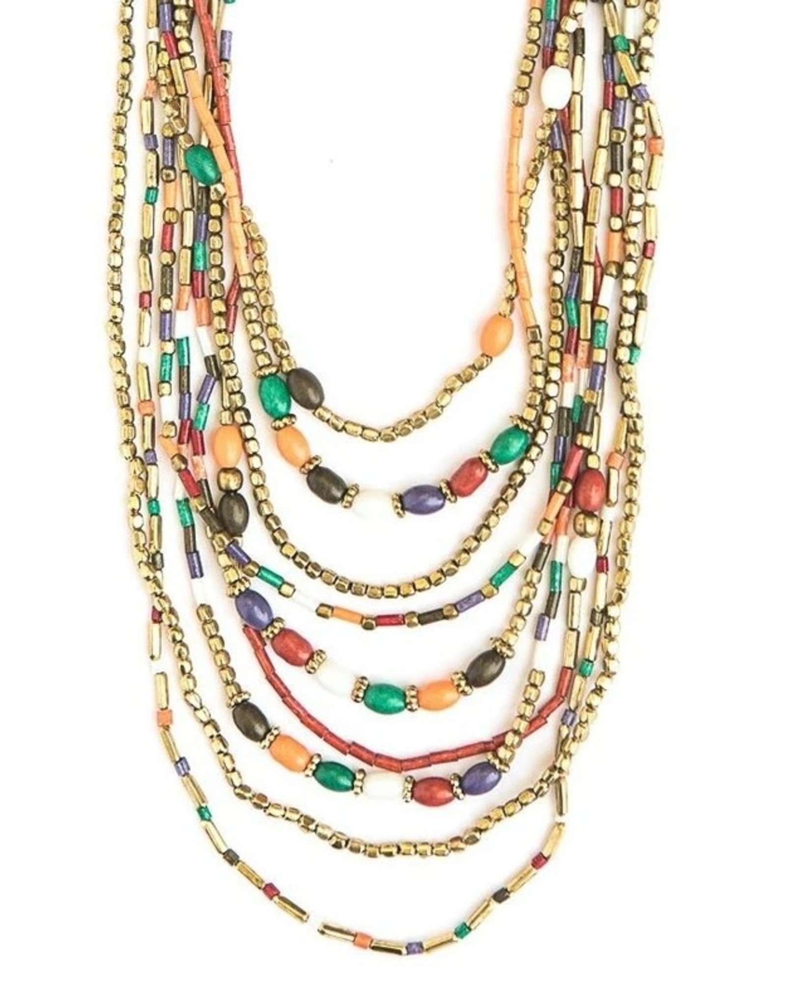 Fair Anita Desert Sunset Necklace