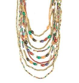 Fair Anita Desert Sunset Necklace
