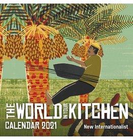 New Internationalist World in Your Kitchen Calendar 2021