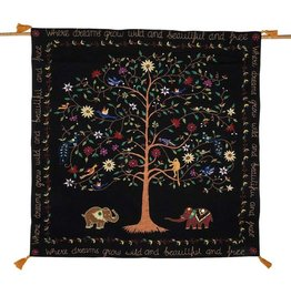 TTV USA Dream Tree Embroidered Hanging, India