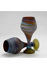 TTV USA Phoenician Glass Goblet, West Bank