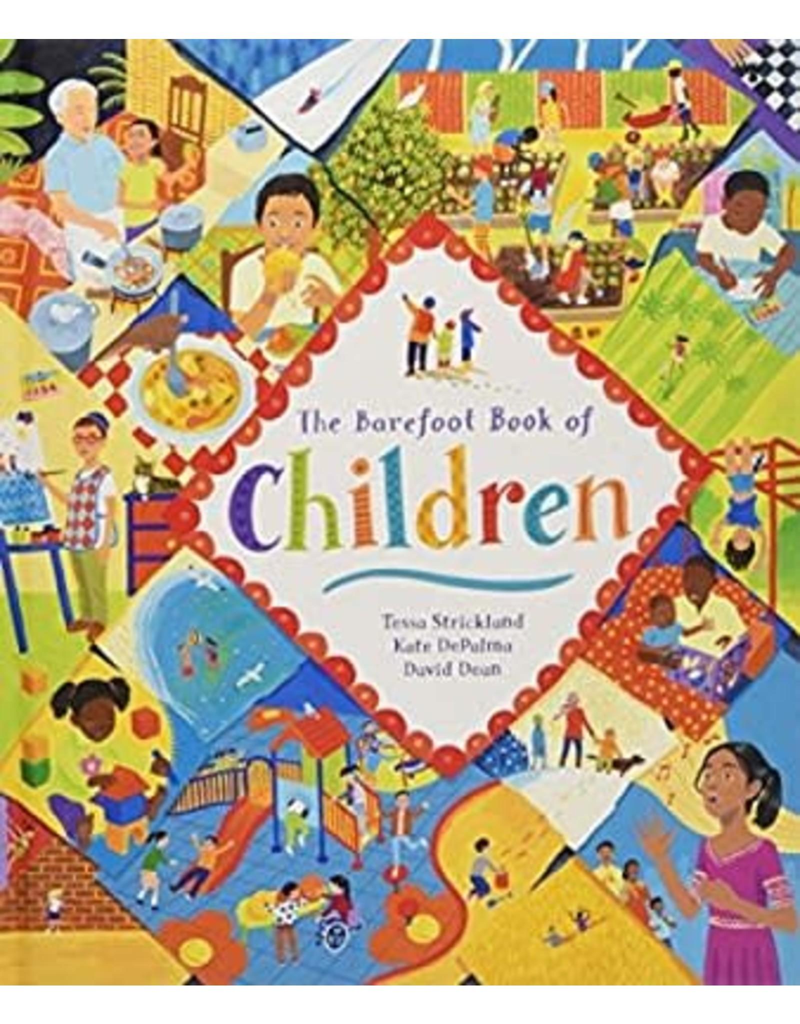 Ingram The Barefoot Book of Children