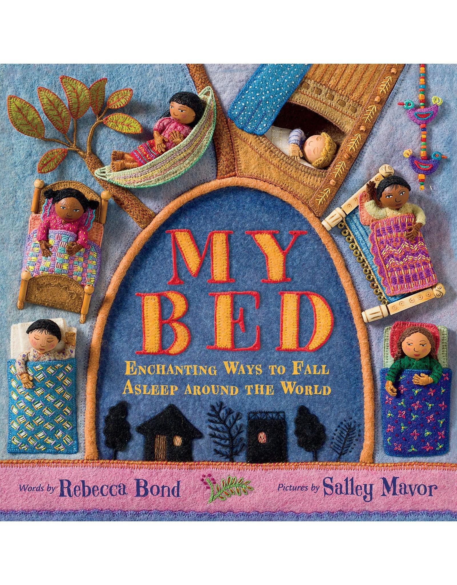 Ingram My Bed: Enchanting Ways to Fall Asleep Around the World