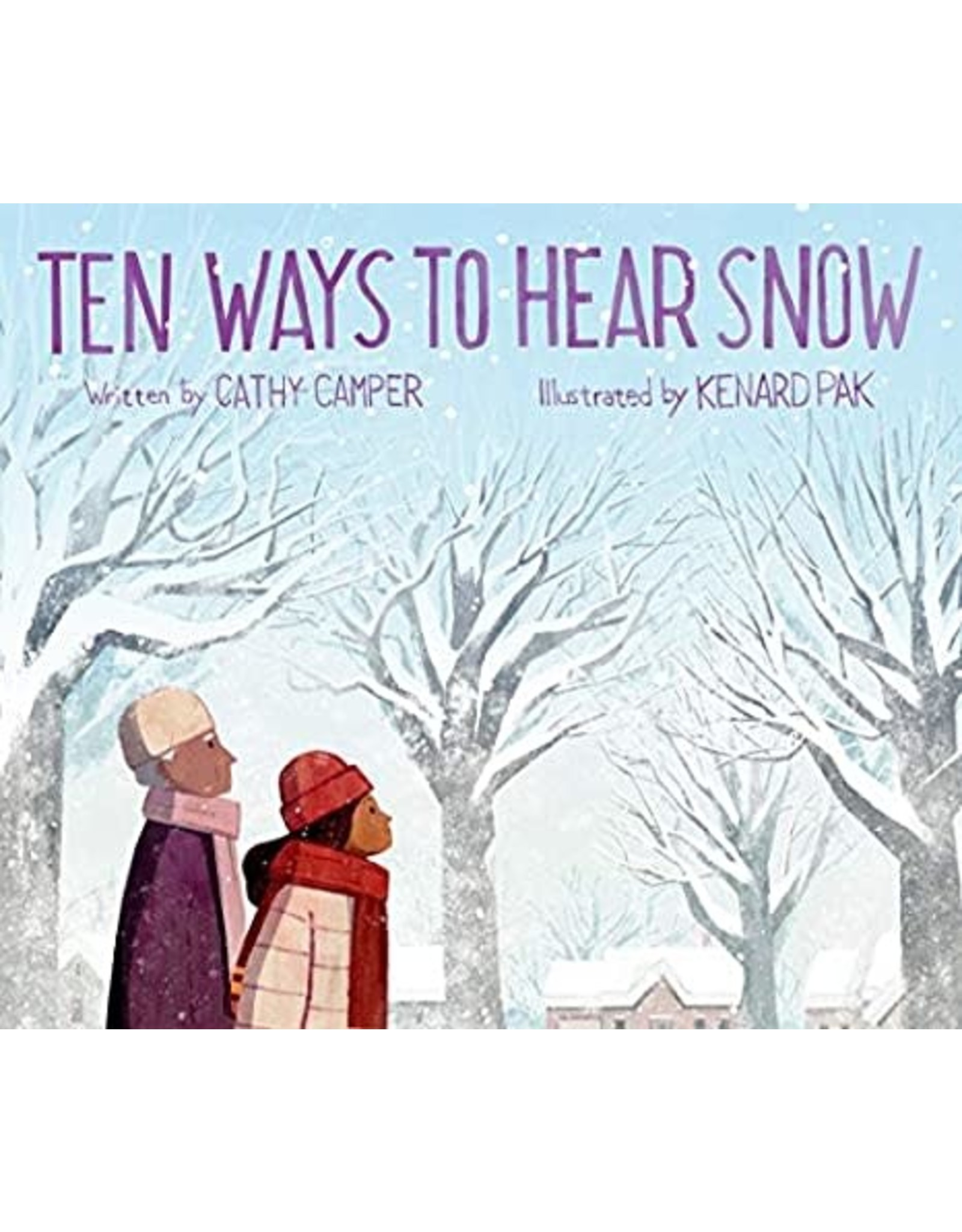 Ingram Ten Ways to Hear Snow