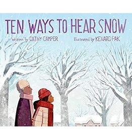 Ingram Ten Ways to Hear Snow