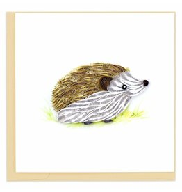 quillingcard Quilled Hedgehog Card, Vietnam