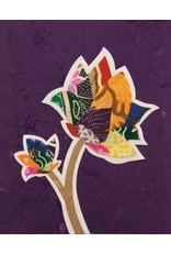 Good Paper Batik Flower Greeting Card, Philippines