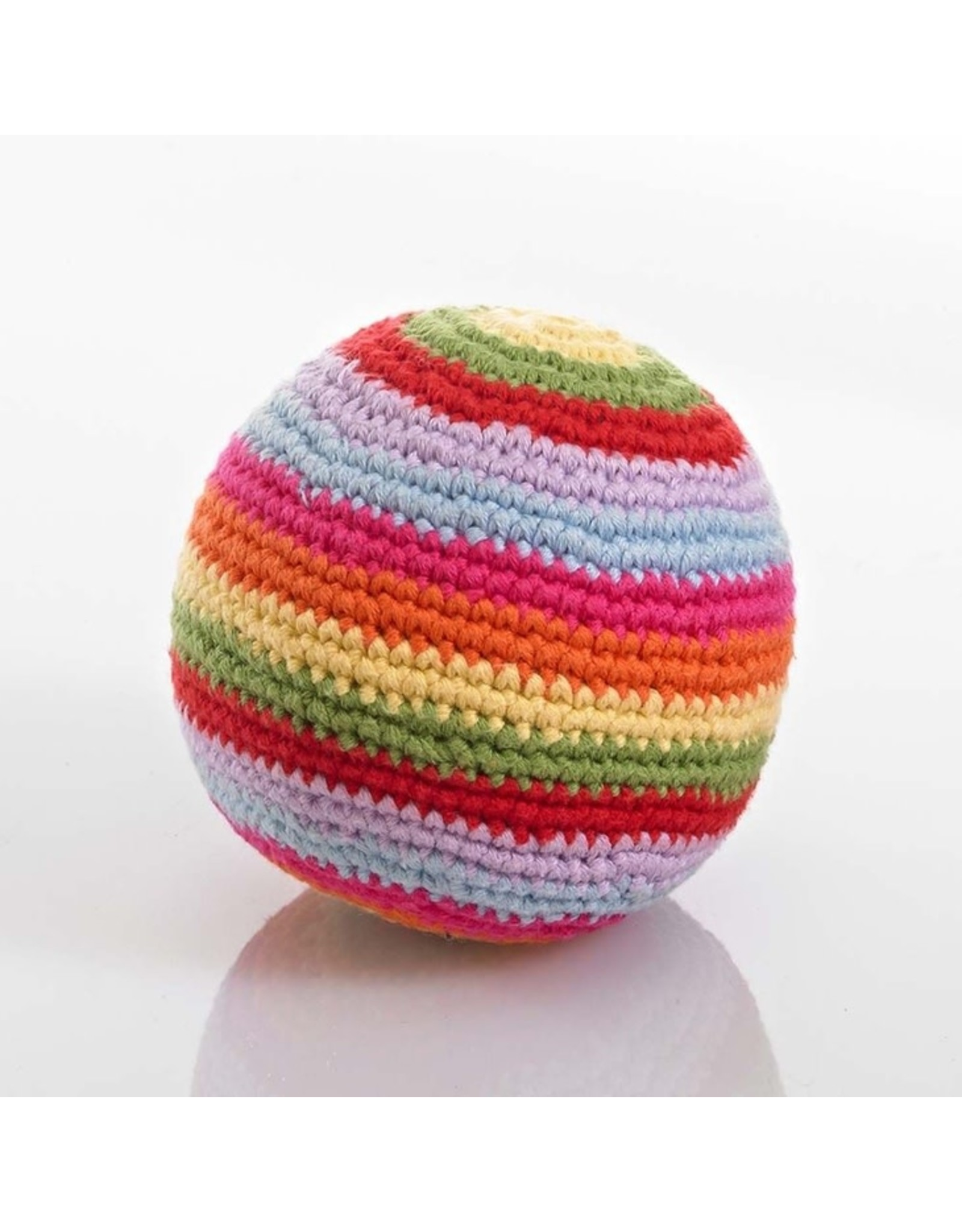 Pebble Striped Ball Rattle, Bangladesh