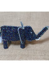Ten Thousand Villages CLEARANCE Beaded Elephant, Large. Kenya