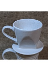 Ten Thousand Villages CLEARANCE Pour-Over Coffee Maker, Vietnam