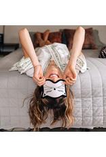 TTV USA Cat Nap Velvet Sleep Mask, Bangladesh.