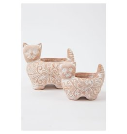 TTV USA Garden Kitty Planter, Bangadesh