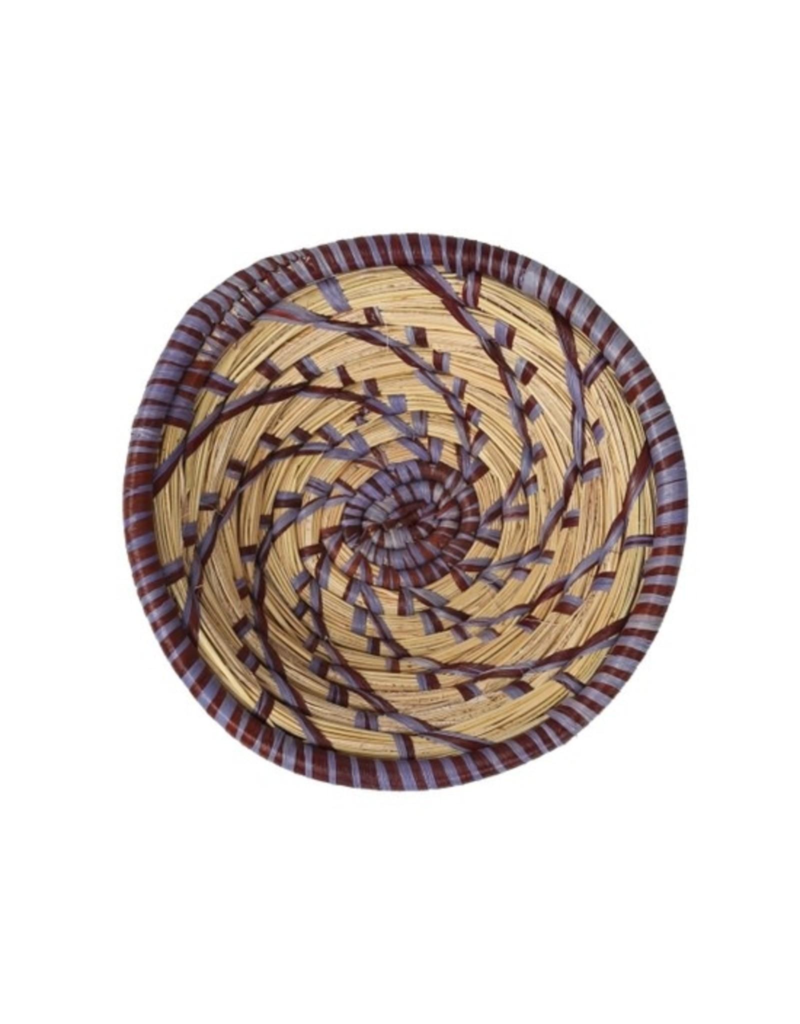 TTV USA Grapevine Raffia Basket, Uganda