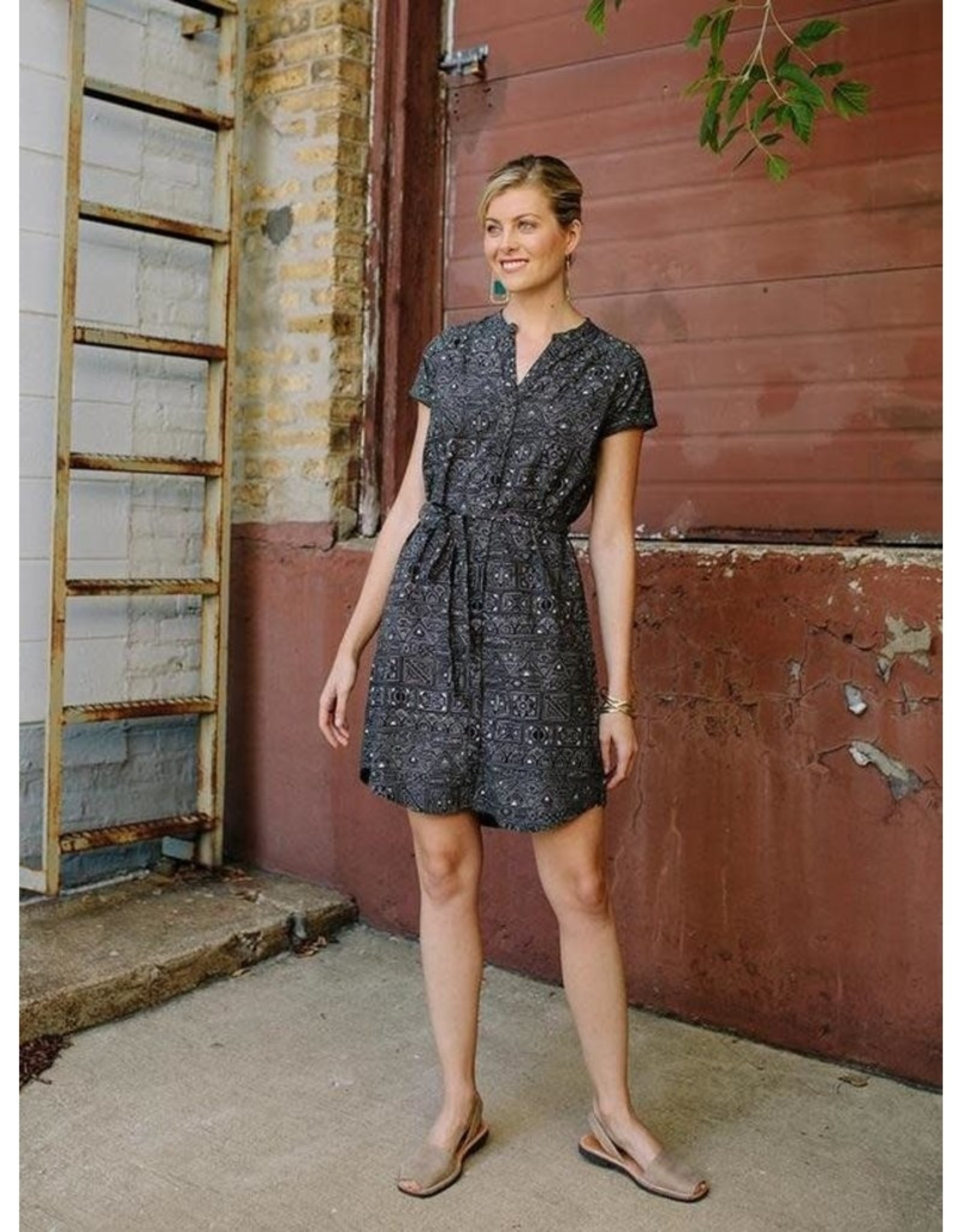 CLEARANCE Whidby Shirt Dress