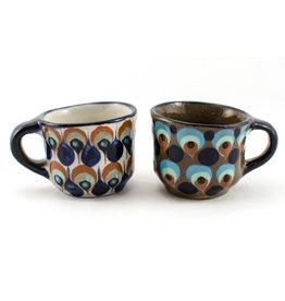 Lucia's Imports San Antonio Tea Cup 8oz/240ml, Guatemala
