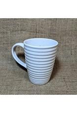 Ten Thousand Villages Speckled Ceramic Mug, Vietnam