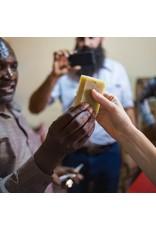 Zambeezi Lemongrass Beeswax Soap, 100g. Zambia