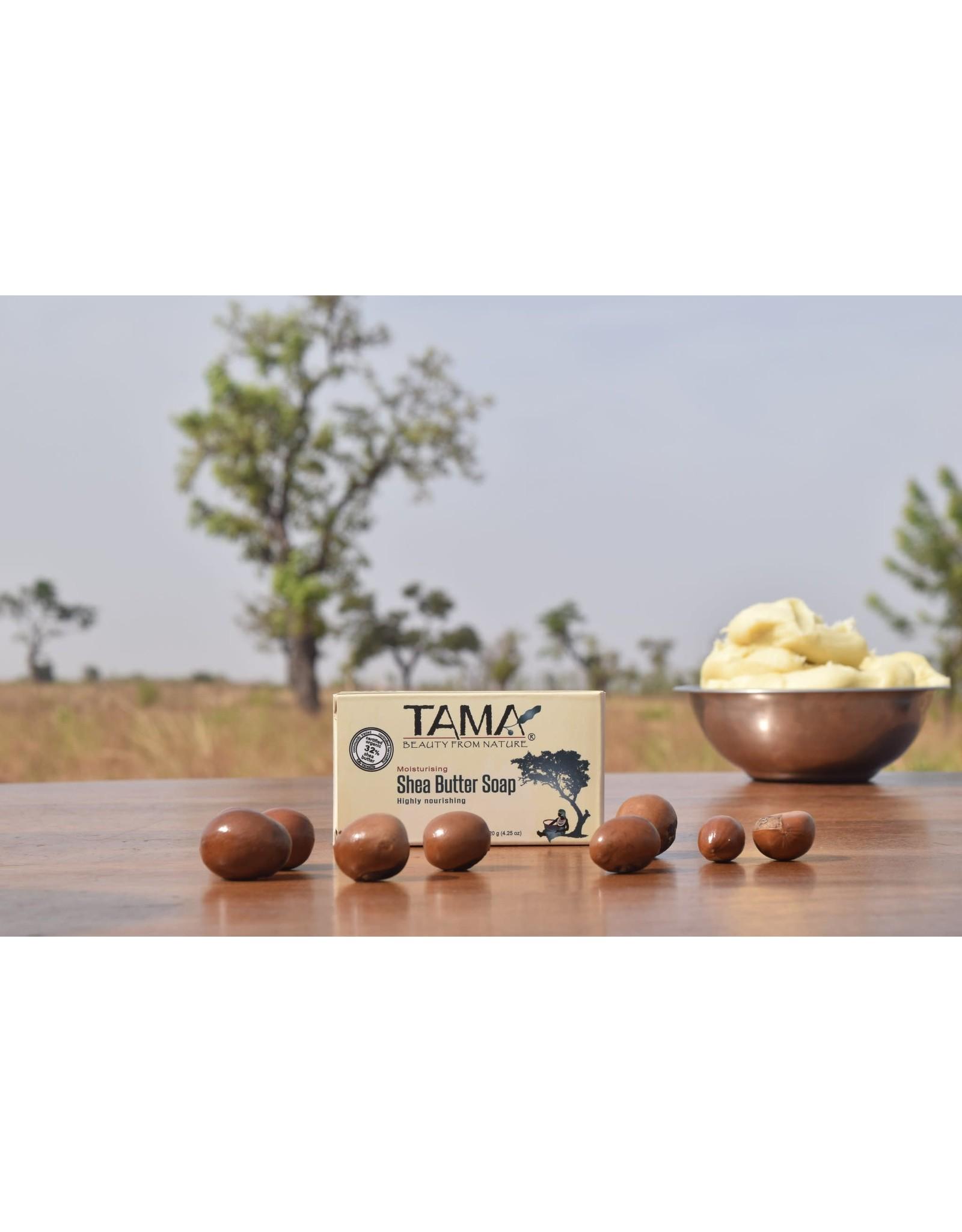 Tama Cosmetics Shea Butter Soap, Ghana