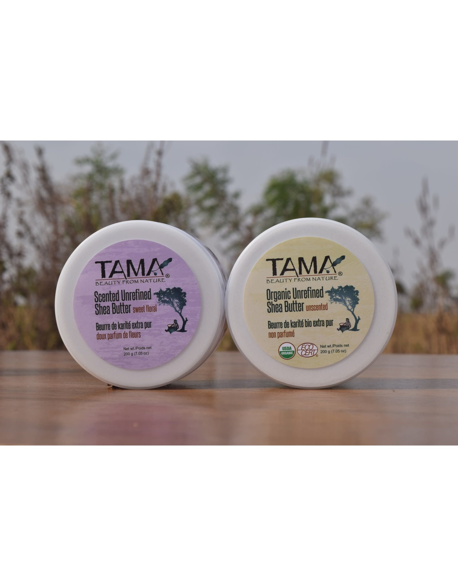 Tama Cosmetics Unrefined Shea Butter, Ghana