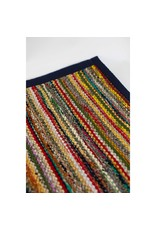 TTV USA Recycled Sari Rug, India