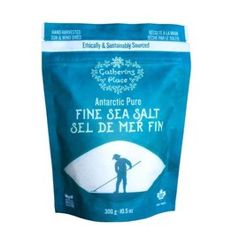 Gathering Place Sea Salt Fine Pouch 300g