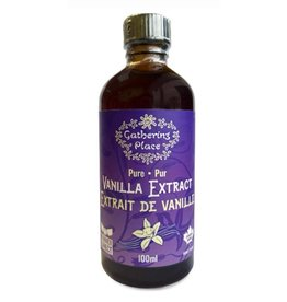 Gathering Place Vanilla Extract Bottle 100ml
